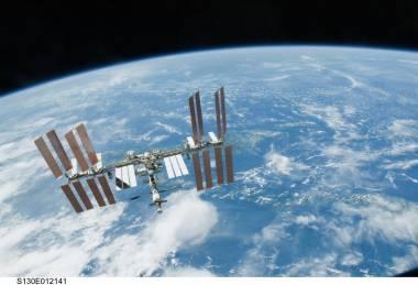 Questa immagine ha l'attributo alt vuoto; il nome del file è thumb-stazione_spaziale_ISS.jpg